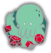 Vote for Cthulhu Dice